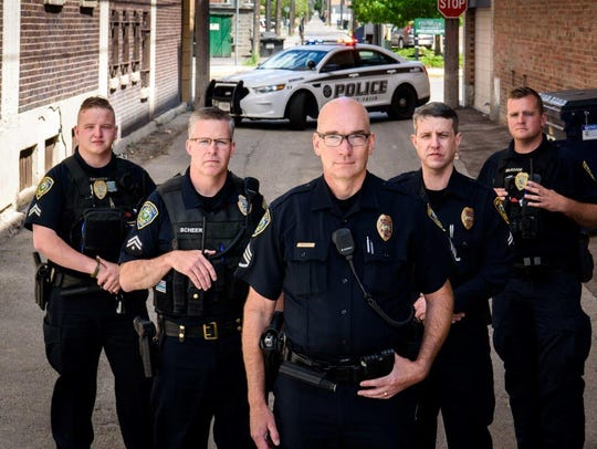 The newly formed Directed Enforcement Team (DET) of