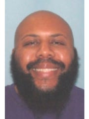 This undated file photo provided by the Cleveland Police shows Steve Stephens.