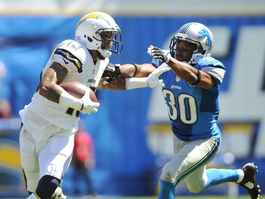 NFL: Detroit Lions at San Diego Chargers