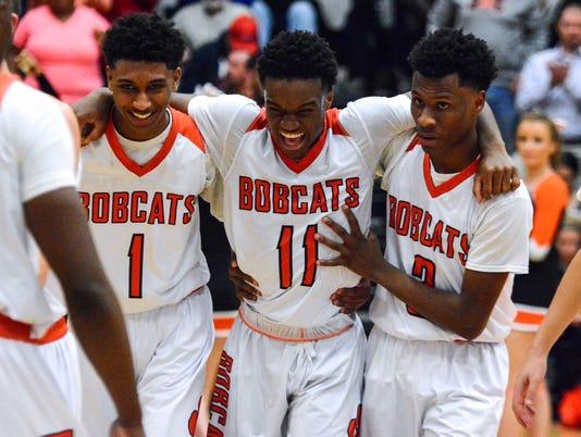 Spring Grove vs Northeastern boys' basketball