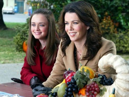 We wait for you with open arms, 'Gilmore Girls.'