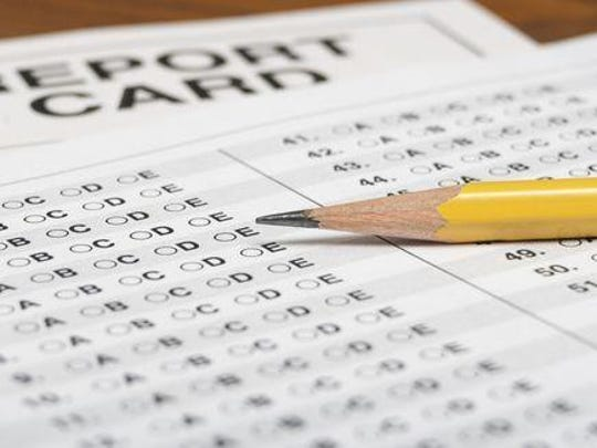 One state education association is not happy with Florida's school ranking system.