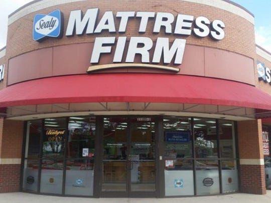 Mattress Firm is reeling from declining sales and increased competition, as well as a financial scandal at its parent company.