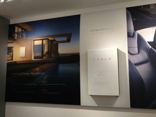Tesla Store Powerwall