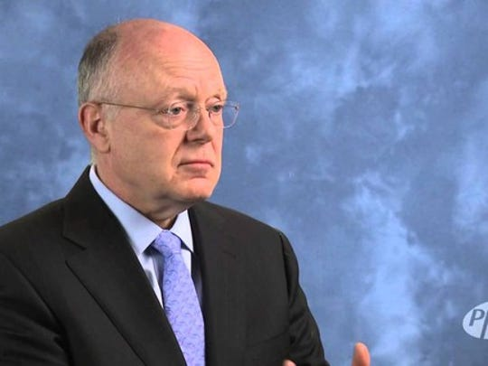 Pfizer CEO Ian Read.