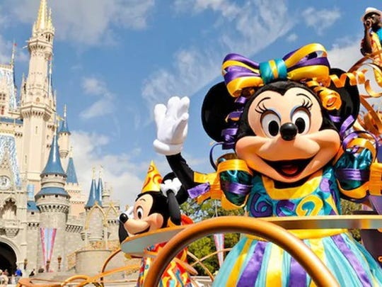 Disney World is gearing up to celebrate International Women's Day on March 8.