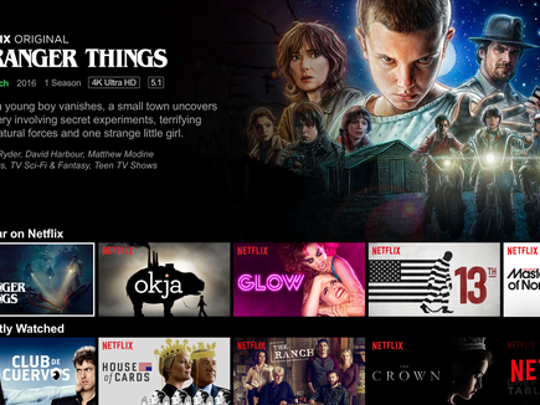 Original shows have helped build the Netflix brand.