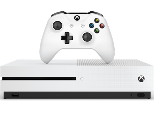 The Xbox One S game console