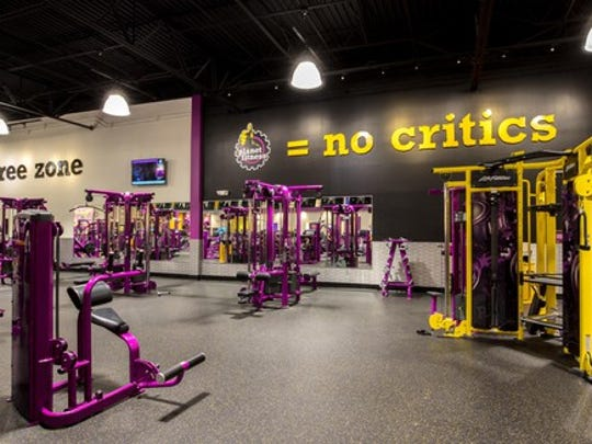 Through Sept. 1, teens can work out for free at Planet Fitness.