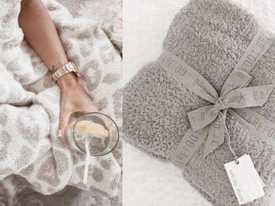 Best Valentine's Day gifts: Throw Blanket