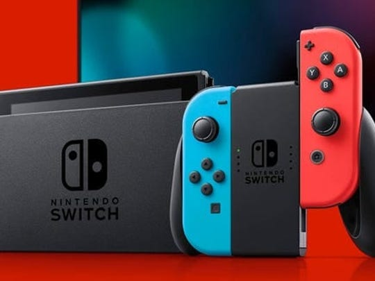 Best tech gifts 2020: Nintendo Switch