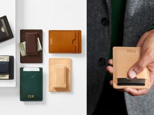 Best Valentine's Day gifts for men: Mark & Graham wallet.