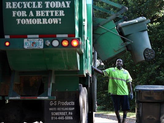 Waste Pro, Move Over