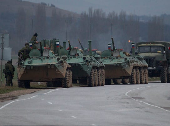 AP APTOPIX Ukraine