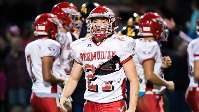 Bermudian Springs had its season end in the first round of the District 3 Class 3A playoffs on Friday night.