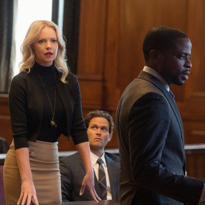 It's two episodes and out for Katherine Heigl and CBS drama 'Doubt'