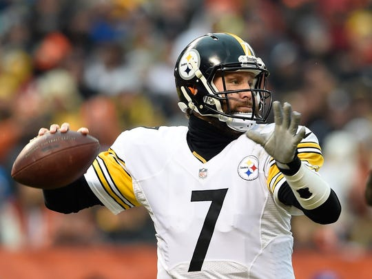 Steelers quarterback Ben Roethlisberger will need some help protecting his blindside.