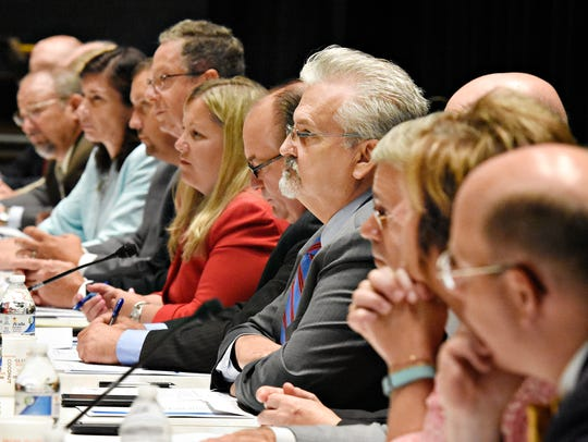 State lawmakers gather testimony about the growing