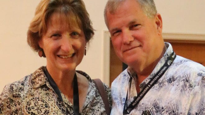 Maureen and Joe Dooley, of Milford, Pa., have lived around the country as Joe's FBI assignments changed.