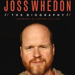 """Joss Whedon: The Biography"" goes on sale Friday."