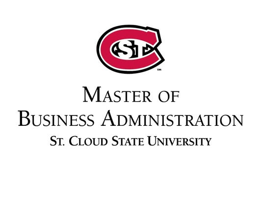 st. cloud state university master of business administration mba program logo