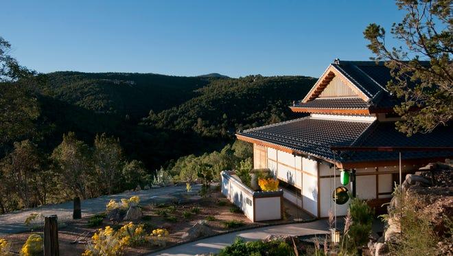 Ten Thousand Waves in Santa Fe began in 1981 as a tiny bathhouse. It is now a luxury Japanese inn and izakaya restaurant.