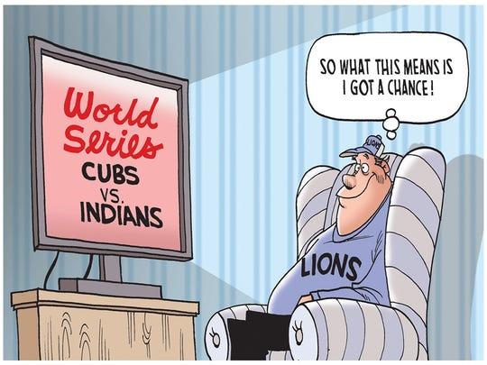 Mike Thompson cartoon.