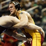 Mercurial former Cyclones All-American Patrick Downey to wrestle for Hawkeyes