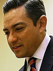 State Rep. César Blanco, D-El Paso