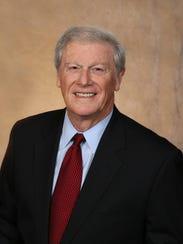 John Thrasher, FSU president,