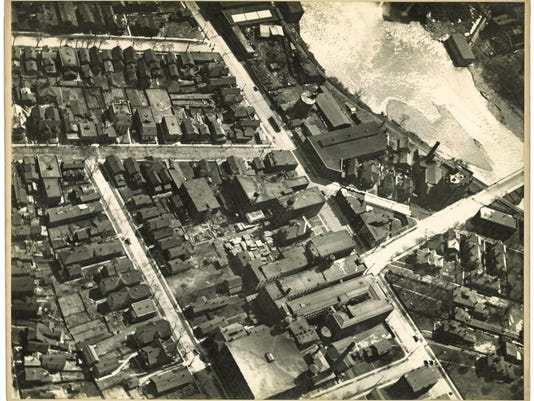 Oldest aerial photos of Rochester by Albert Stone to go on