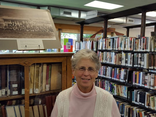 Nancy Watts of Lewistown was named a 2016 recipient of Trustees Heritage Keeper Awards.