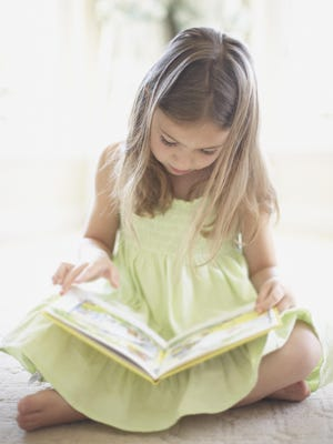 The Reach Out and Read program aims to get books into the hands of children through Fox Valley health outlets.