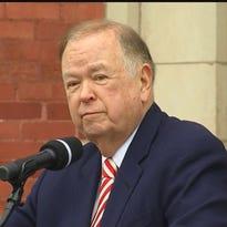 University of Oklahoma president David Boren.