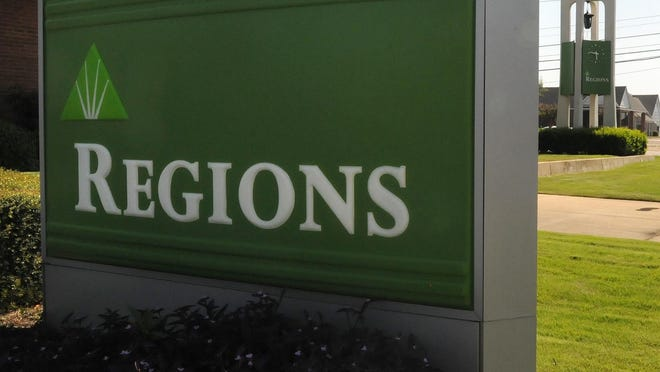 Regions Bank has been fined for charging customers illegal fees, a federal agency said.
