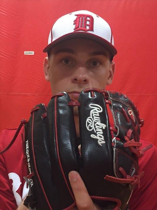 Baseball - Brad Dobzanski