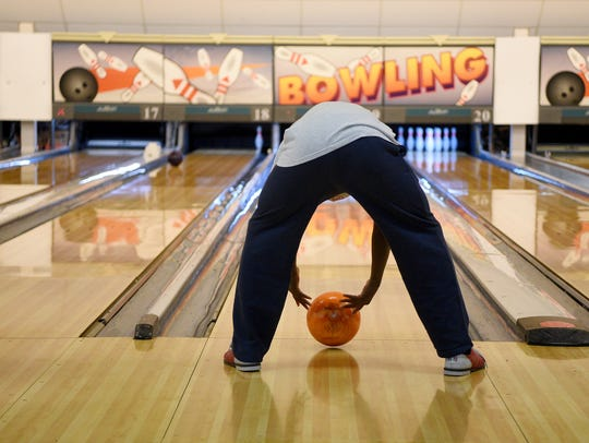 The bowlers had their own techniques during the Special