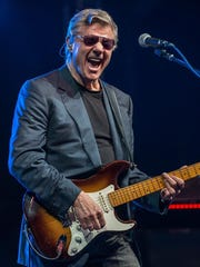 Steve Miller played the hits but also shared some blues during his June 24 concert at Binghamton University.