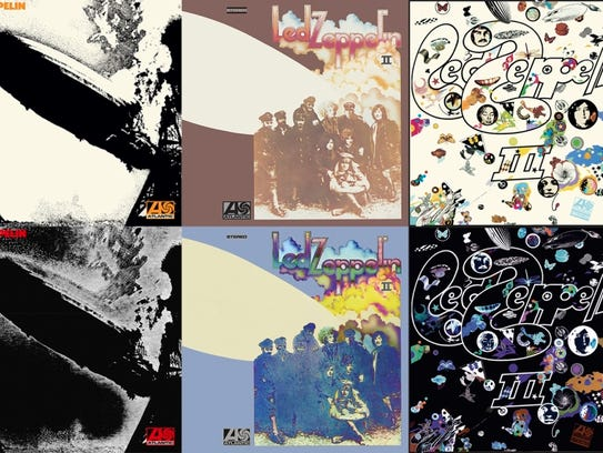 Led Zeppelin Reissues Launch June 3 With I Ii Iii