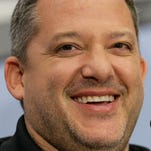 Tony Stewart has won the Brickyard 400 twice but never the Indianapolis 500.