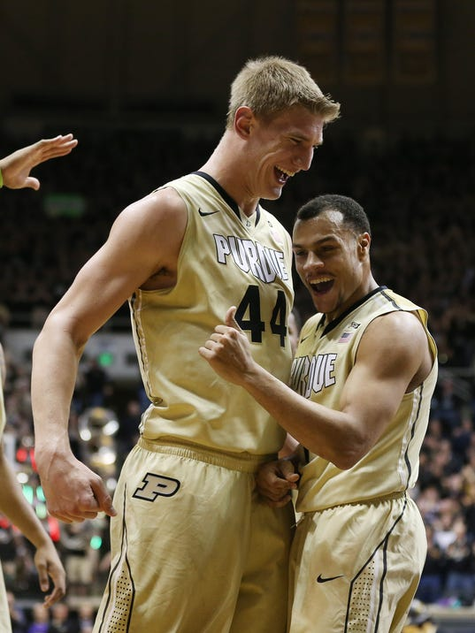 Insider: Purdue puts it all together to thump IU