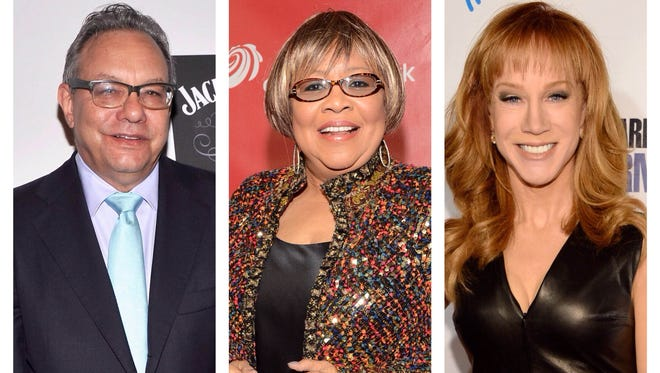 The Grand's new season includes performances by Lewis Black, Mavis Staples and Kathy Griffin.