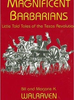 """The Magnificent Barbarians"" by Bill and Marjorie Walraven"