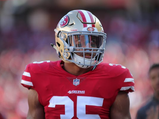 14106159 Free agent safety Eric Reid visits the Cincinnati Bengals