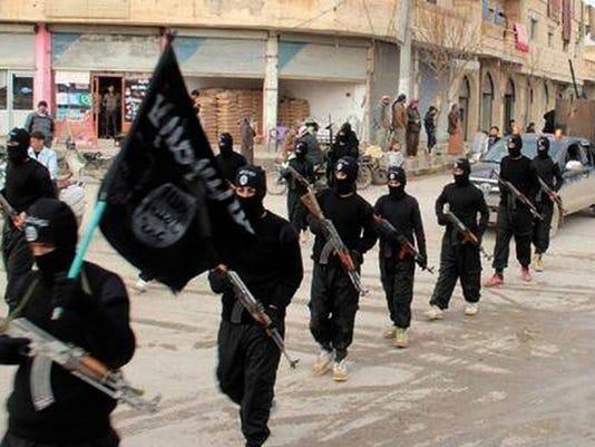 AP MIDEAST SYRIA IRAQ I FILE SYR