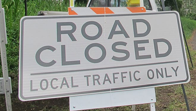 Pensacola Energy has temporarily closed Belmont Street between Coyle and A Street for repair