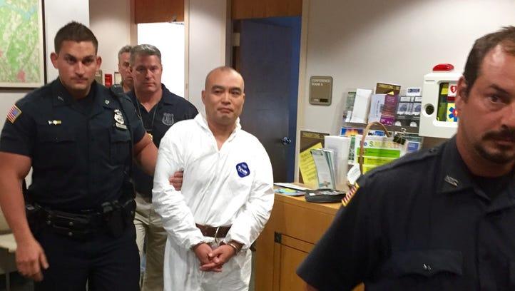 Chappaqua shooting suspect Hengjun Chao, 49, of Tuckahoe,