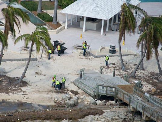 EPA USA HURRICANE IRMA RECOVERY DIS METEOROLOGICAL DISASTERS USA FL