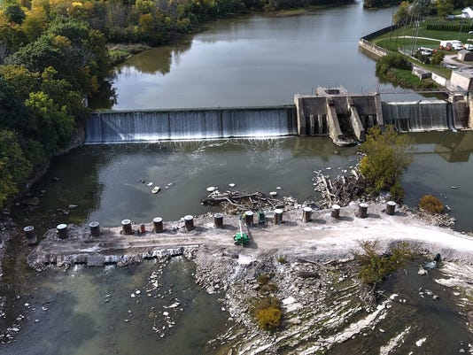 Dam removal slated to begin this fall