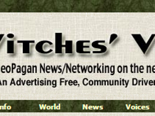 A website where local pagans can learn about upcoming